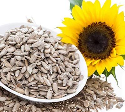 Sun Flower Seeds Benefits