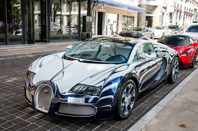 The new themed series  Veyron Grand Sport