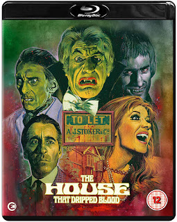 The House that Dripped Blood – Blu-Ray – review