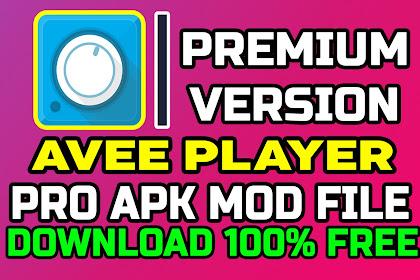 Avee Player Pro Mod APK Free Download 2020