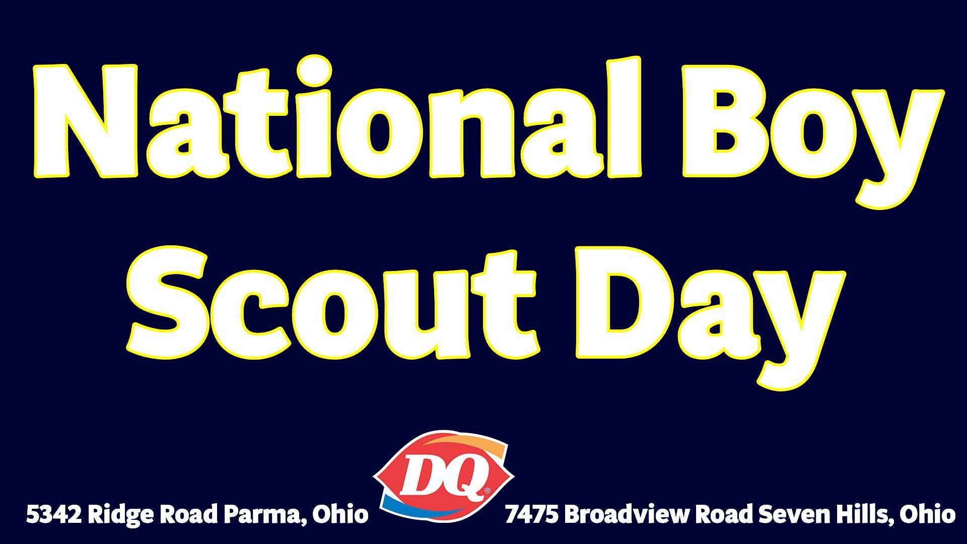 National Boy Scout Day Wishes Sweet Images