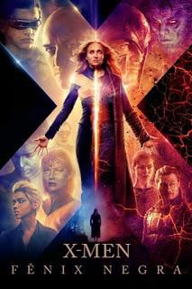 Baixar X-Men Fênix Negra Torrent Dublado - BluRay 720p/1080p/4K