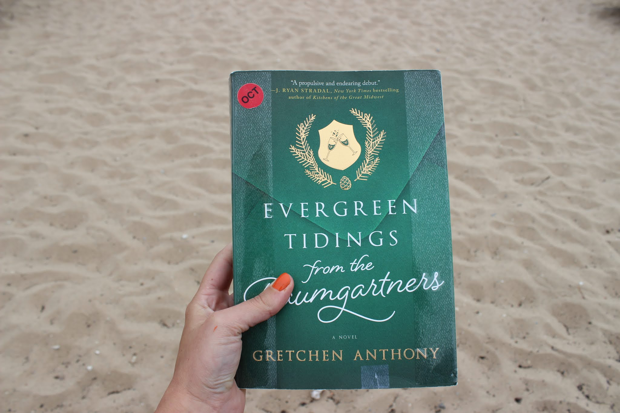 Evergreen Tidings From the Baumgartners | biblio-style.com