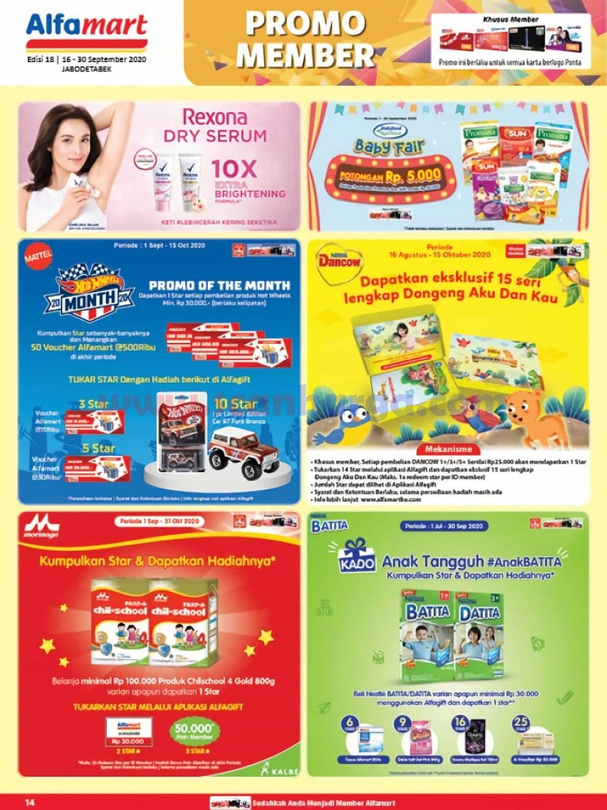 Katalog Promo Alfamart 16 - 30 September 2020 14