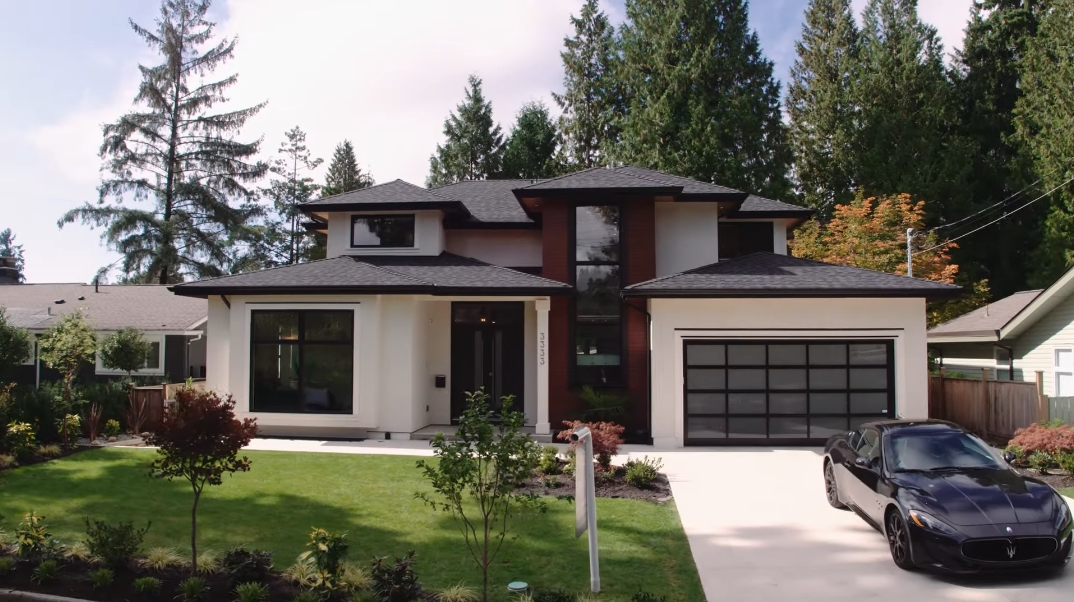 43 Interior Photos vs. 3333 Ayr Ave, North Vancouver, BC Luxury Modern Home Tour