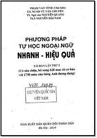 Phương Pháp Học Ngoại Ngữ Nhanh - Hiệu Quả - Phạm Văn Vĩnh