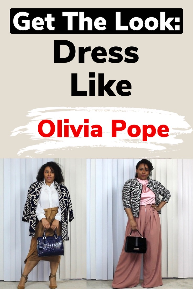 GET THE LOOK: OLIVIA POPE INSPIRED OUTFITS