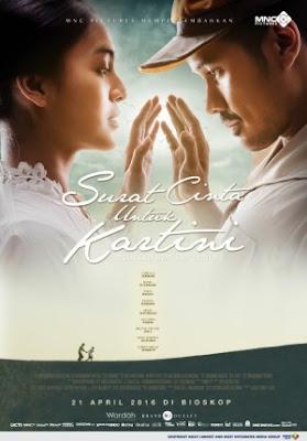 Surat Cinta Untuk Kartini Poster