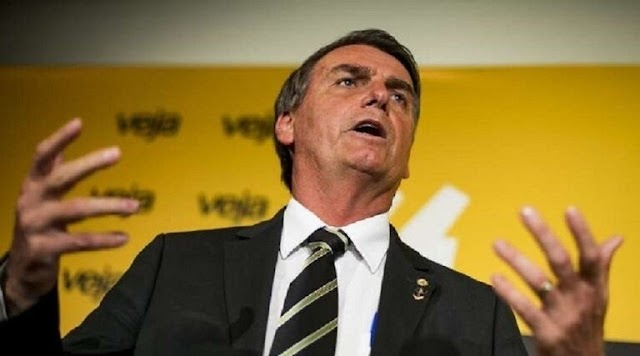 Bolsonaro declares Brazil bankrupt, blames Corona and the media