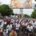 Peringati Hari Juang TNI AD, Kodim Cilacap Gelar Event Sepeda Sehat, Jalan dan Senam Sehat