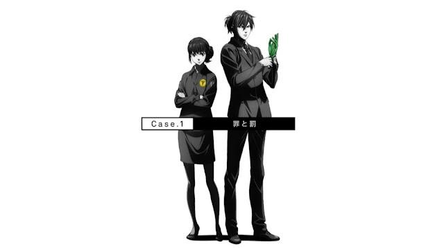 Psycho-Pass SS Case 1: Tsumi to Bachi