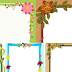 10 Floral Frame Borders (FREE DOWNLOAD)