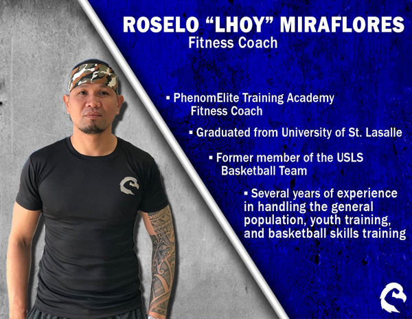 fitness coach - Phenom Elite Training Academy - Bacolod gym - Bacolod sports facility - Bacolod City - Bacolod blogger - scientific athletic training - scientific performance training - Lhoy Miraflores