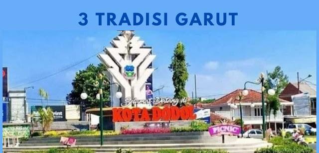 3 Kebudayaan Garut Jawa Barat Masih Dilestarikan