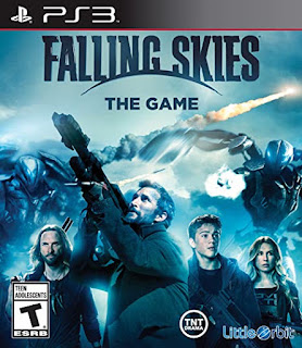Falling Skies The Game PS3 Torrent