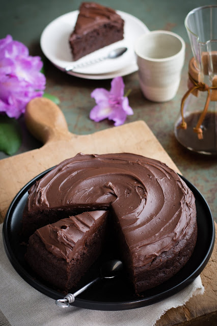 The word's best chocolate cake,  Yotam Ottolenghi
