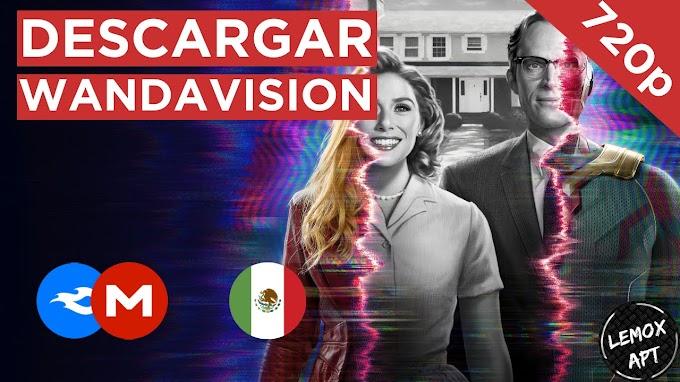 ✅ | DESCARGAR WANDAVISION (2021) | LATINO |  720P