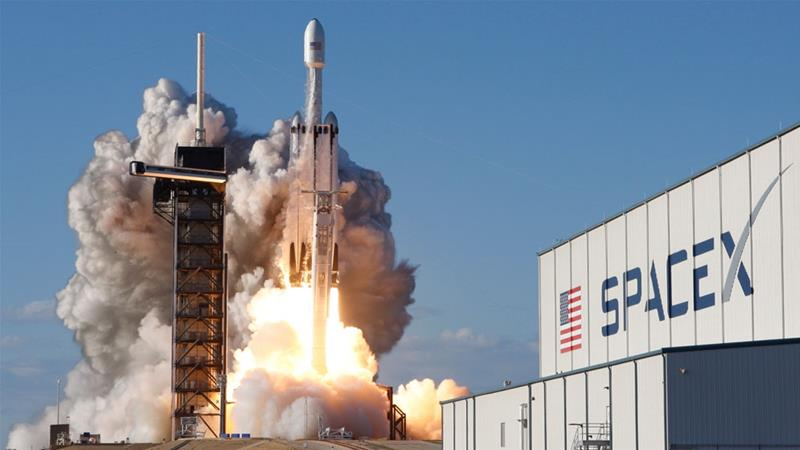 Internet from space: SpaceX wants to start beta tests this year