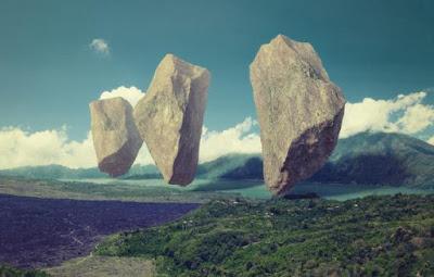 Levitare le rocce