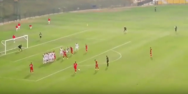 اهداف مباراة سوريا واليمن 1-0 استعدادا لكاس اسيا 2019 بالامارات من تسجيل خربين