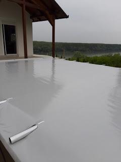 Zimski prekrivači za bazene sa konstrukcijom izrada cena
