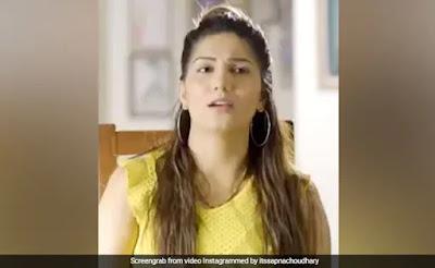 Sapna Choudhary ke gana New Video Viral
