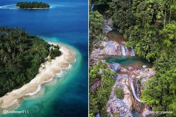 13 Tempat Wisata Di Tapak Tuan Aceh Selatan Yang Mutlak Dikunjungi Pariwisata Sumut
