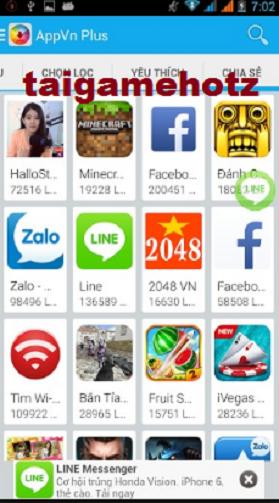 Tải Appvn APK cho máy điện thoại Android MIỄN PHÍ 1