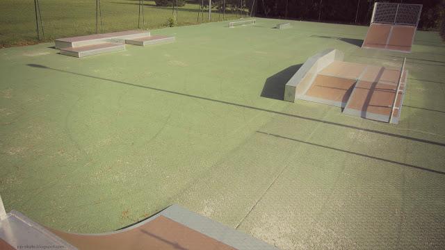 Skatepark La Riche