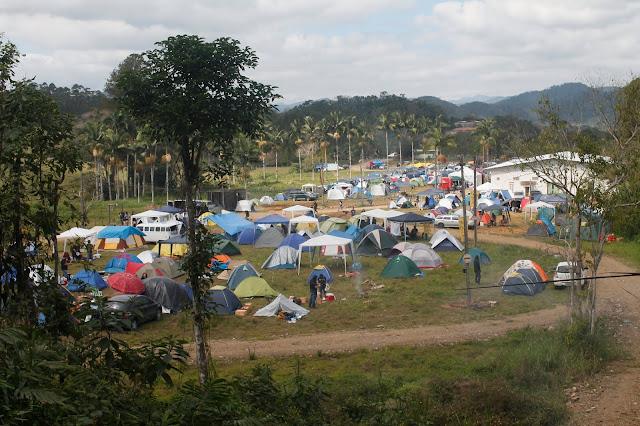15º River Rock Festival Camping Depois