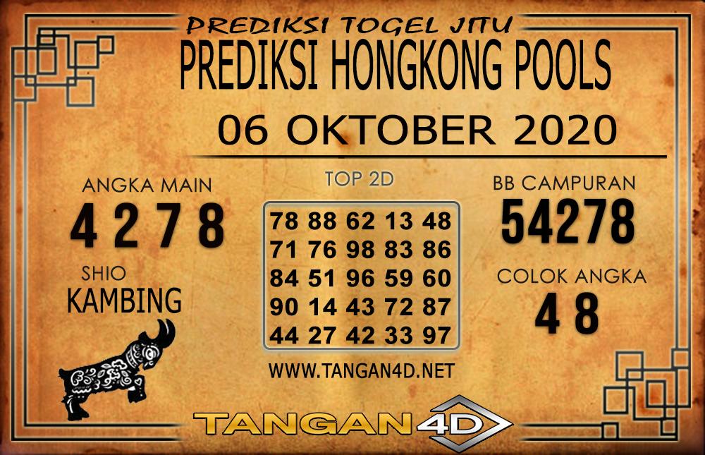 PREDIKSI TOGEL HONGKONG TANGAN4D 06 OKTOBER 2020