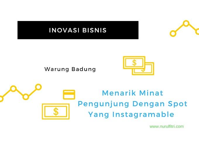 Inovasi Bisnis di Warung Badung
