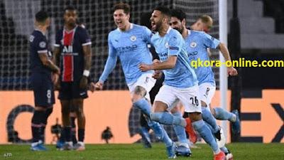 الإياب.. موعد مباراة باريس سان جيرمان ومانشستر سيتي