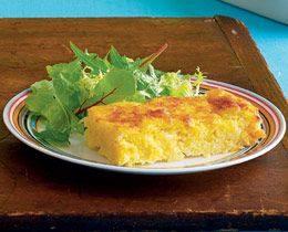 Cheesy Corn Casserole from Paraguay Recipe
