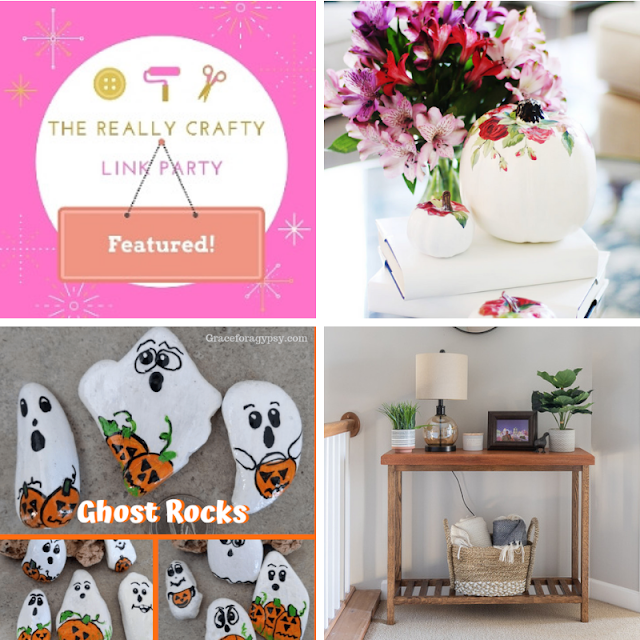 The Really Crafty Link Party #188 featured posts
