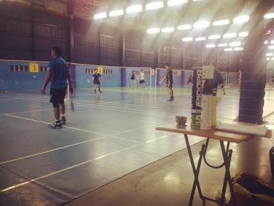 Katipunan Prime Badminton Center