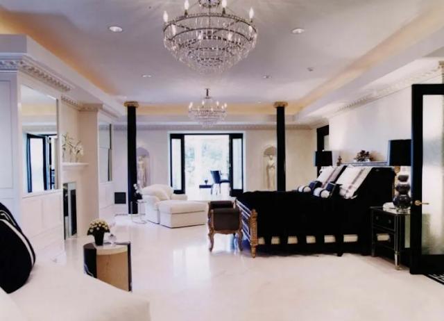 2. impressive Gothic bedroom