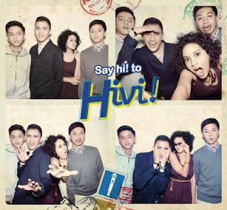 Hivi! - Say Hi to Hivi!