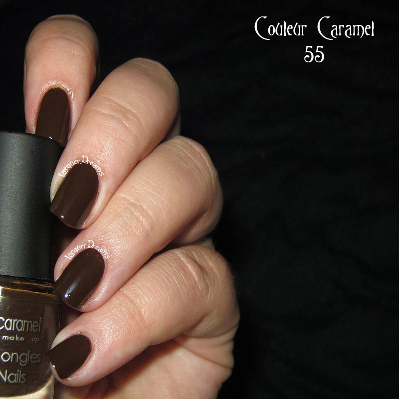 Caramel Lacquer BronzerPolish Eyeliner DreamsCouleur And QeEBoxrdCW