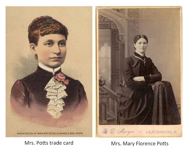 Mrs. Mary Florence Potts