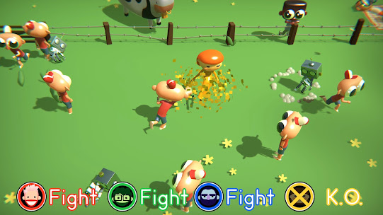 Unspottable gameplay snapshot