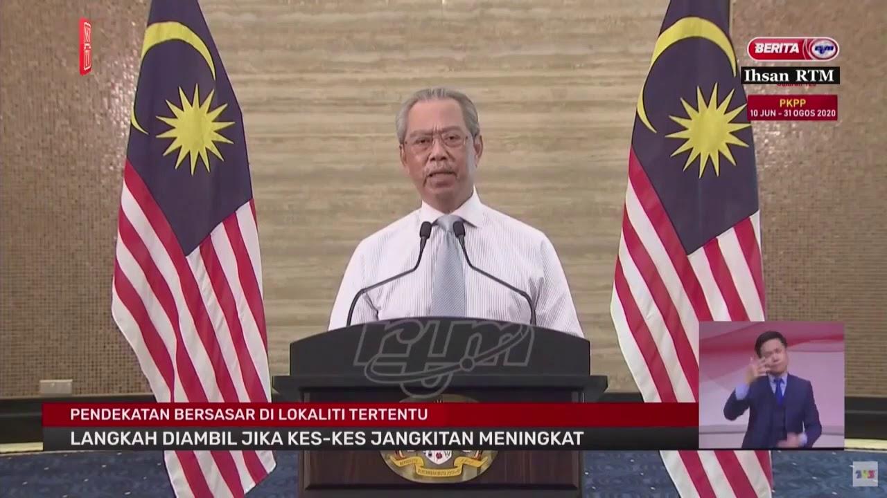 PKP Pemulihan (PKPP) dilanjutkan sehingga 31 Disember 2020