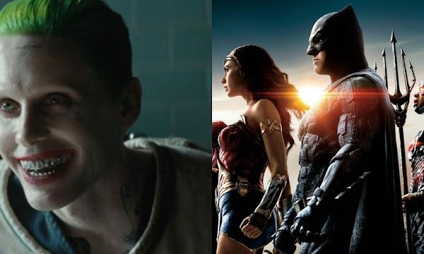 'Liga da Justiça': Zack Snyder provoca novo visual para o Coringa de Jared Leto