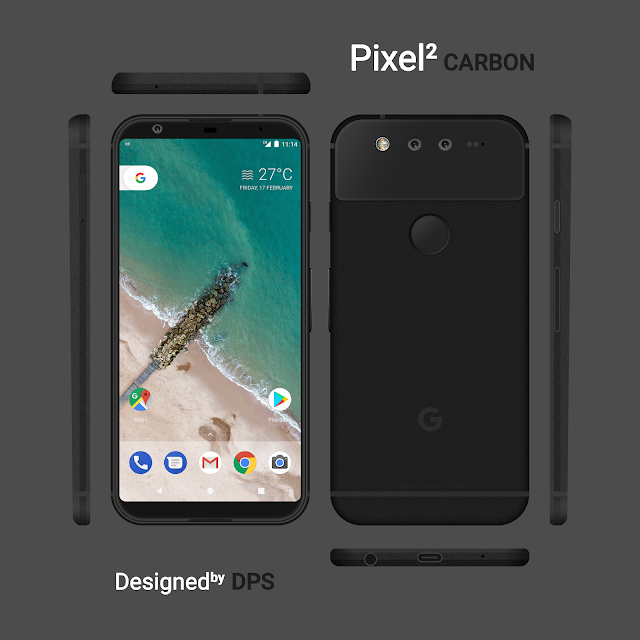 This Pixel 2 concept is the phone we want Google to build