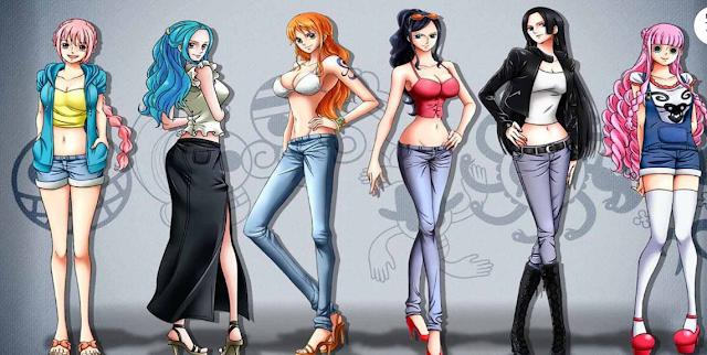 Mengenal 15 Karakter Wanita Tercantik Manga One Piece
