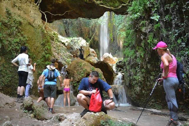 """Μονοήμερη εξόρμηση στη Νεμούτα και στο Δάσος Φολόης από τη """"Bουνοπαρέα Αργολίδας"""""""