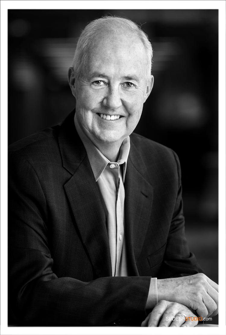 Executive Headshot for Board of Directors for Non Profit Company Website by SudeepStudio.com Ann Arbor Headshot Photographer
