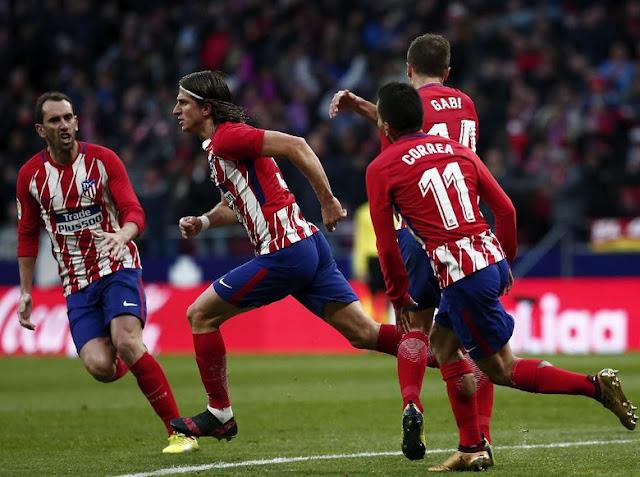 Liga Champions: Atletico Mengejar Keajaiban