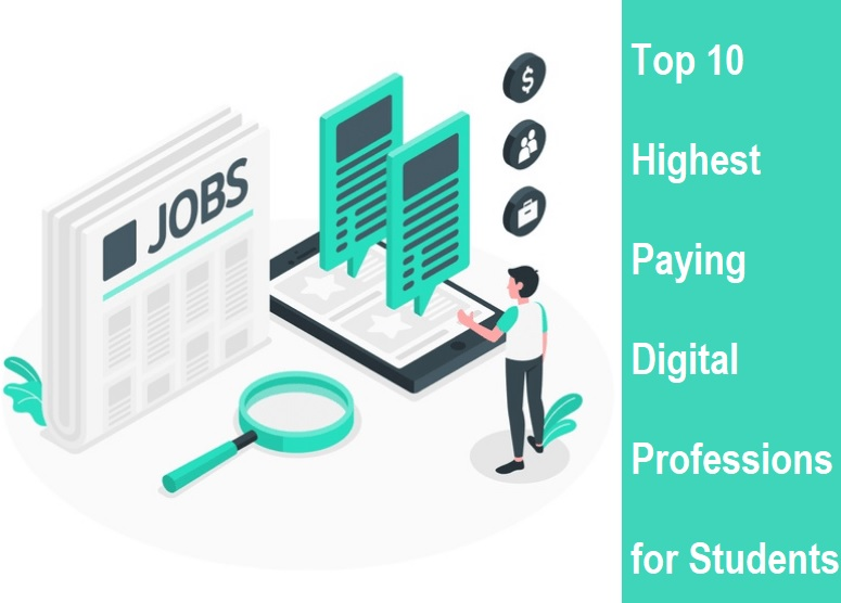 Digital Professions for Students