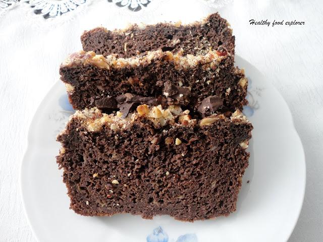 Zdrowe ciasto